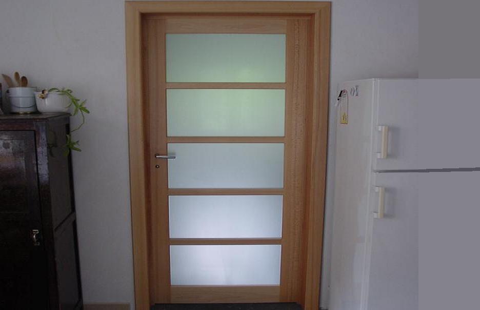 Porte coulissante en verre pour salle de bain galerie d - Porte en verre salle de bain ...